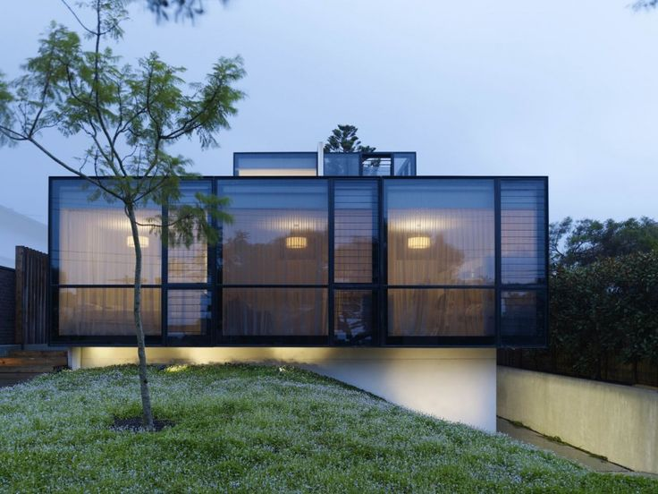 The Good House, Sandringham, Victoria, Australia, by Crone Partners.