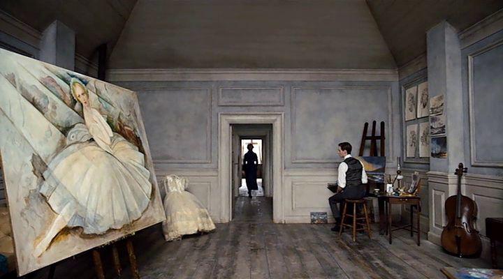 Art in Cinema: Vilhelm Hammershøi-esque interiors in The Danish Girl (2015)