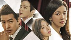 Whisper - 17 episodes (2017) *Lee Bo Young, *Lee Sang Yoon*, *Kwon Yolo, & *Park Se Young 5stars
