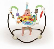 Baby Jumpers And Walkers Bouncers Fisher Price Jumperoo Luv U Zoo Seat Chair Toy