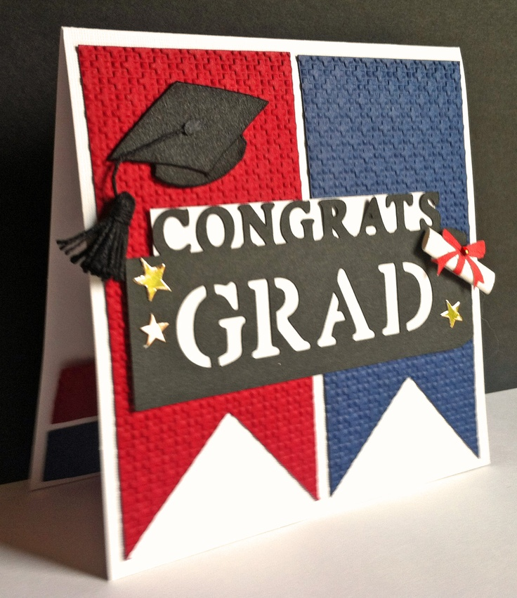 A graduation card