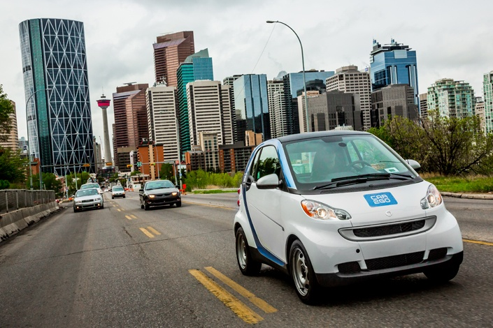 Best Car Rental Company Calgary