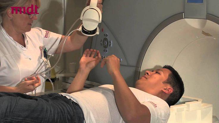 MR-scanning, Radiologisk Afsnit, Regionshospitalet Silkeborg