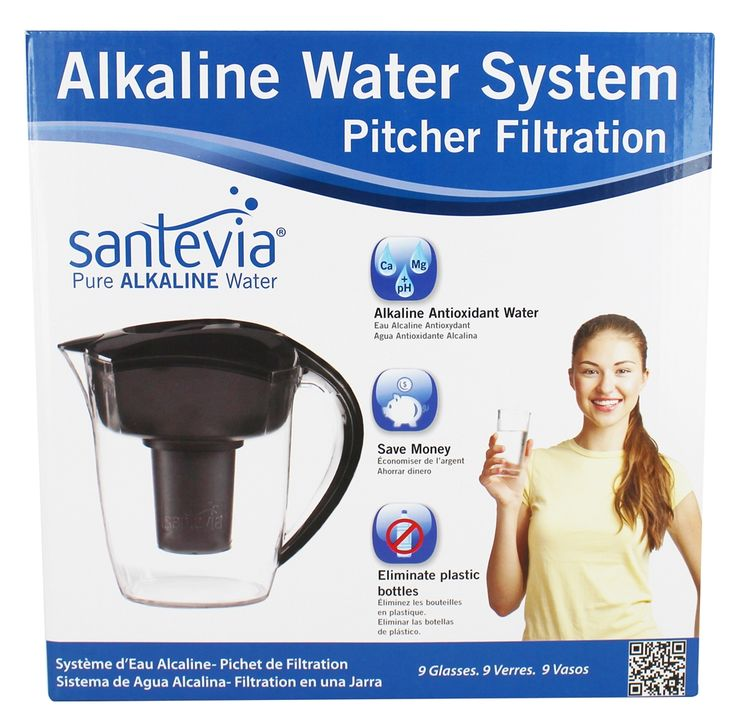 how to make tap water alkaline