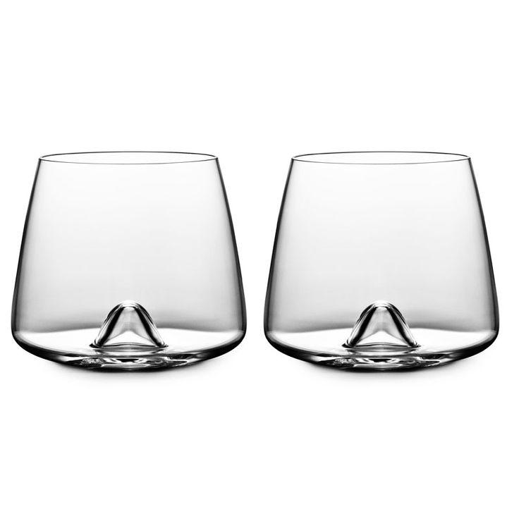 Whiskey Glass Set of 2, Normann Copenhagen