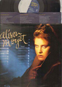 ALISON MOYET--Alf - LP vinyl