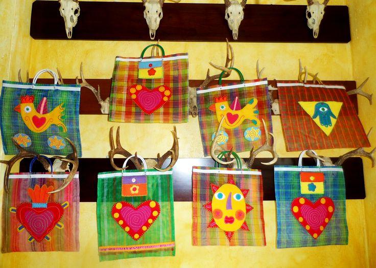 bolsas para el mercado - México