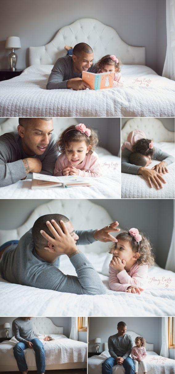 Father reading... Gorgeous!