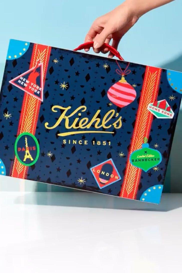 Calendario Avvento Kiehls.Kiehl S Just Dropped A Skincare Advent Calendar And It S So