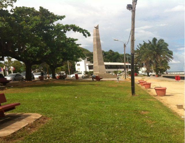 waterkant paramaribo