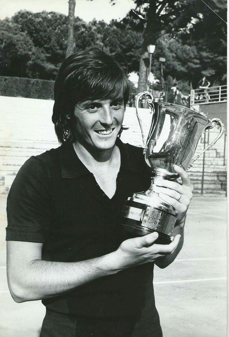 Adriano Panatta Internazionali d'Italia Trophy.