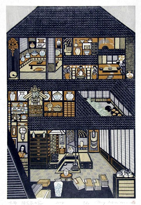 17 Best Images About Dollhouse Illustrations On Pinterest
