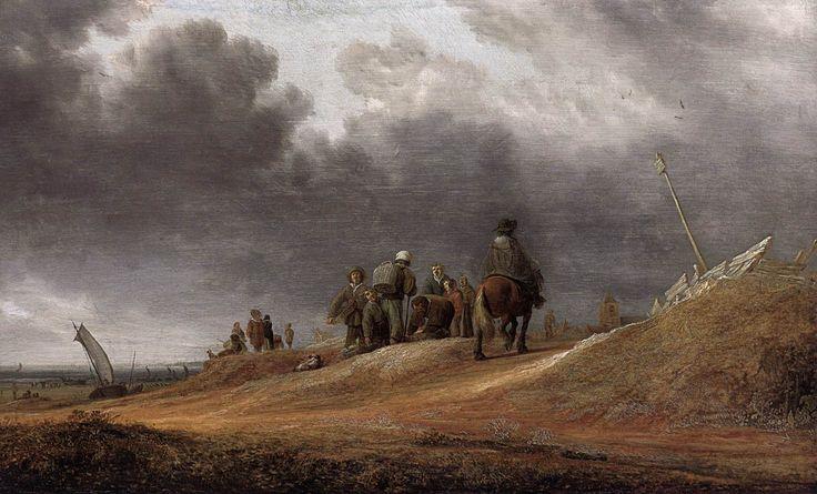 Salomon Van Ruysdael | ruysdael salomon van b ca 1602 naarden d 1670 haarlem
