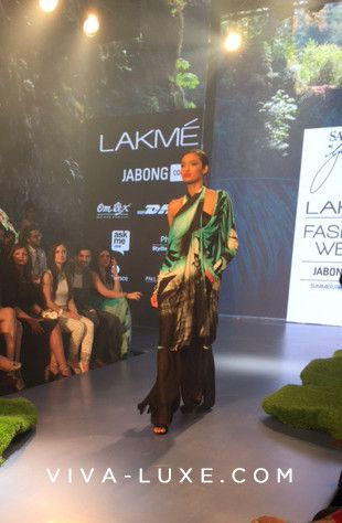 The First Lady of Satya Paul - Gauri Khan at LFW | #VIVA-LUXE #LFW15