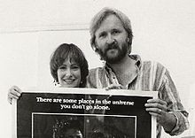 The producing team behind Aliens, James Cameron and Gale Anne Hurd