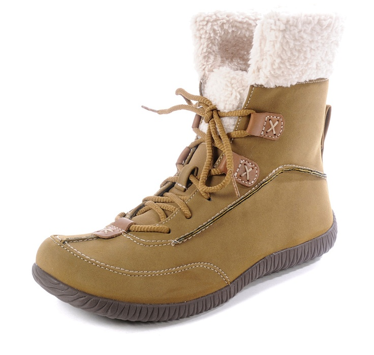 Buy Orthaheel Womens Orthotic Emma Lace Up Boot, Orthaheeland Footwear from The Shopping Channel, Canada's home shopping network-Online Shopping for Canadians