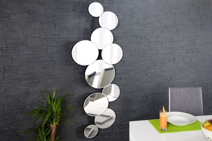 Nástenné zrkadlo MONDE 145 cm