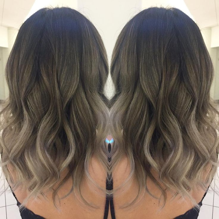 """Vancouver. Burnaby Hairstylist on Instagram: """"Balayage work on short hair """""""