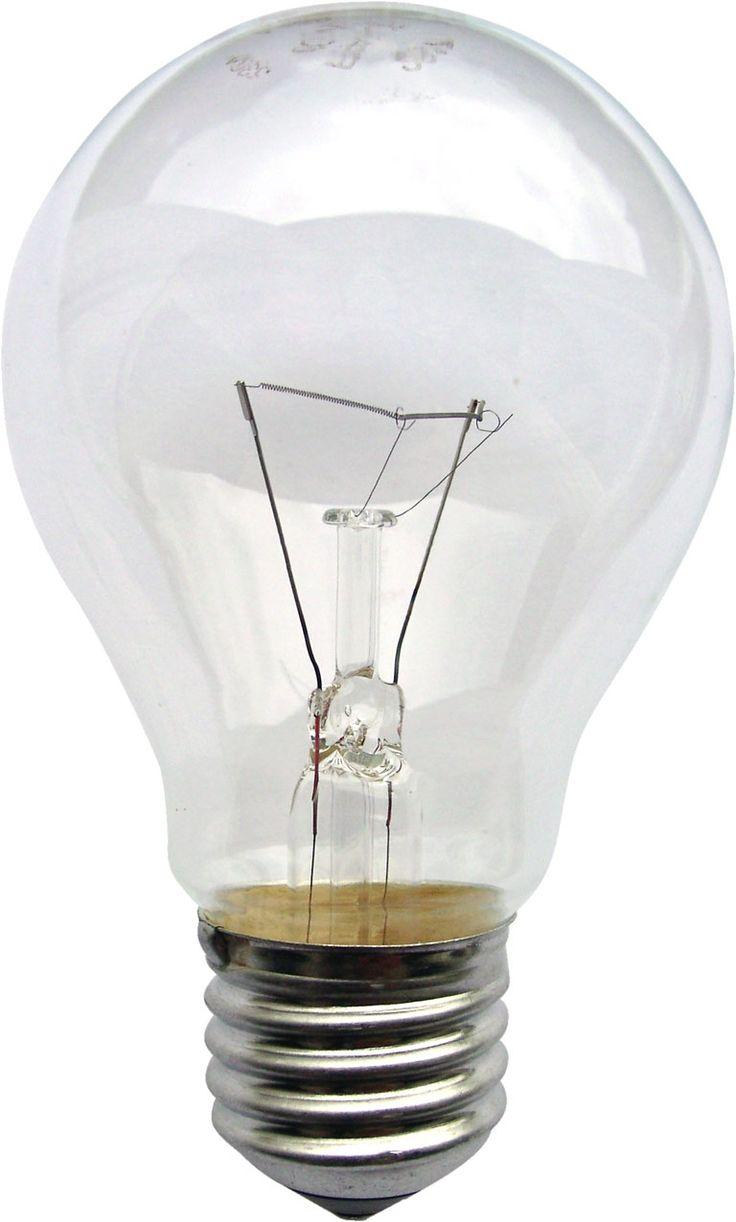 Tungsten Light Bulb History