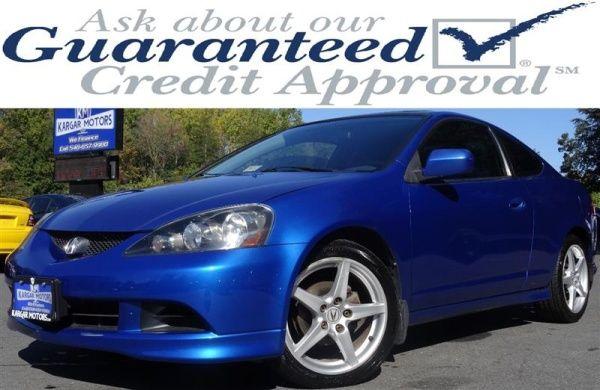 2006 Acura RSX  for Sale in Manassas, VA 118,893 miles $7,477