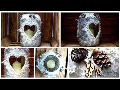 Lampion świąteczny – Manufaktura Justyny – artykuły do rękodzieła i ozdoby hand made