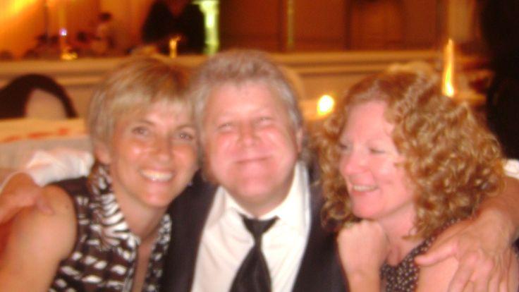 Matt pat and Sue