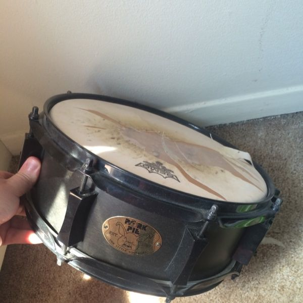 For Sale: Pork Pie Snare Drum for $100