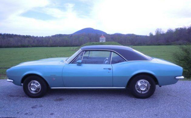 Parked In 1991 1967 Chevrolet Camaro In 2020 Chevrolet Camaro Chevrolet Camaro