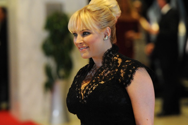 Meghan McCain, White House Correspondents' Dinner/POLITICO