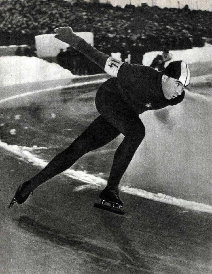 К статье 'Конькобежный спорт'
