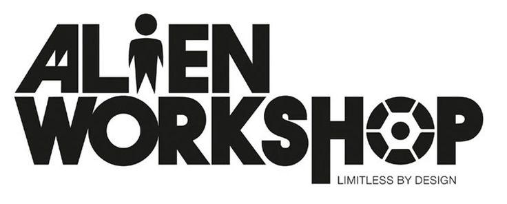 logo skate alien workshop skate logos pinterest