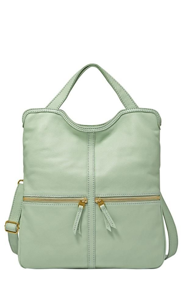 Mint Satchel.