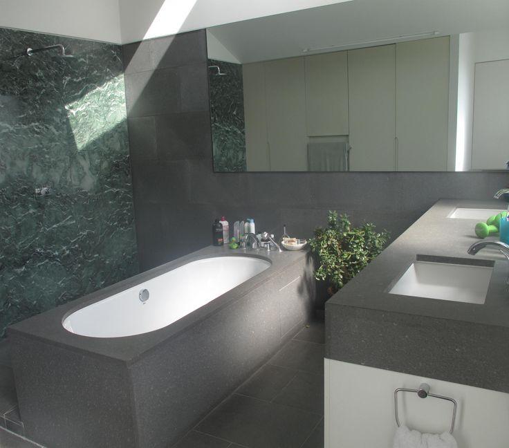 #Basaltina bath top, side panels, and #vanitytop