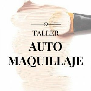 Taller de maquillaje, fácil, rápido y para cada día.  http://cocoderiquerstudio.com/taller-automaquillaje/