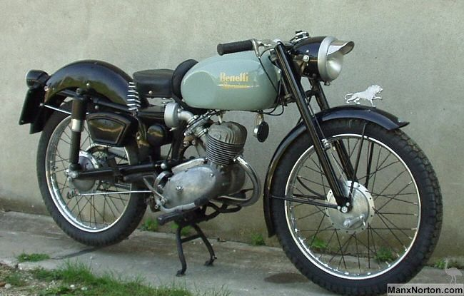 Vintage Italian Lightweight Motorcycles | Sheldons EMU