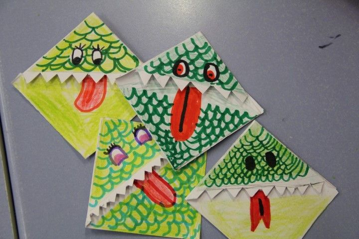 SANT JORDI - Material: paper, colors, tisores - Nivell: CI 2PRI 2015-16 Escola Pia Balmes