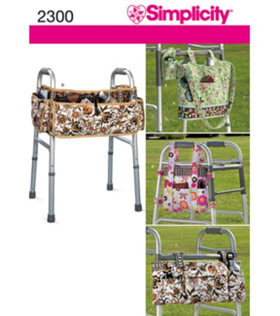 Simplicity Pattern 2300-Craft Bags-One Size at Joann.com