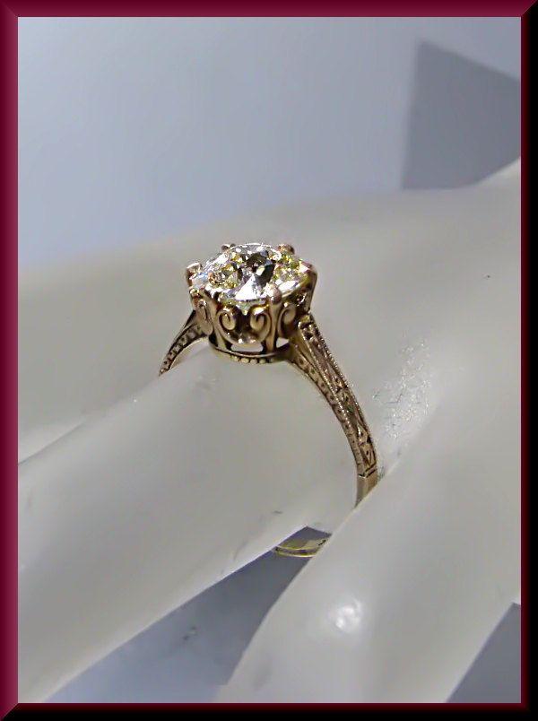 641 best wedding ring images on Pinterest