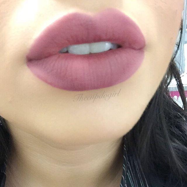 Mauve Color Lipstick The Art Of Beauty