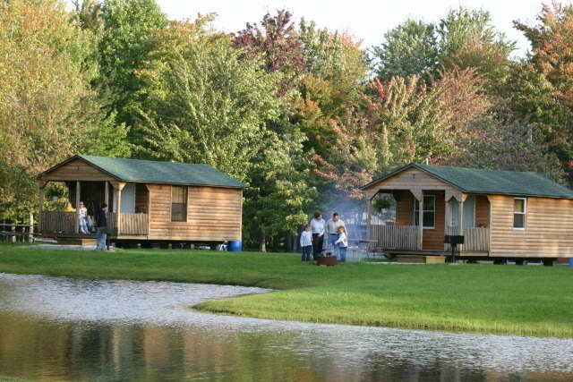Cabin Camping In Ohio | Tent Reviews | Cabin rentals