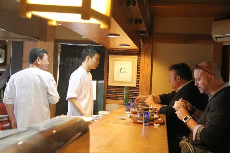 Chef Peter Gilmore Does Kyoto
