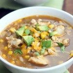 Chile Verde Soup (Slow Cooker or Stove Top) | - Tastes Better From Scratch