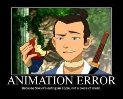 Image result for avatar the last airbender funny scenes
