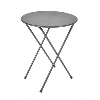 Round Table Grey - Occasional Tables | Interiors Online - Furniture Online & Decorating Accessories