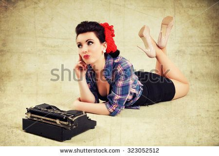 Pin Up Stock Photos, Images, & Pictures | Shutterstock