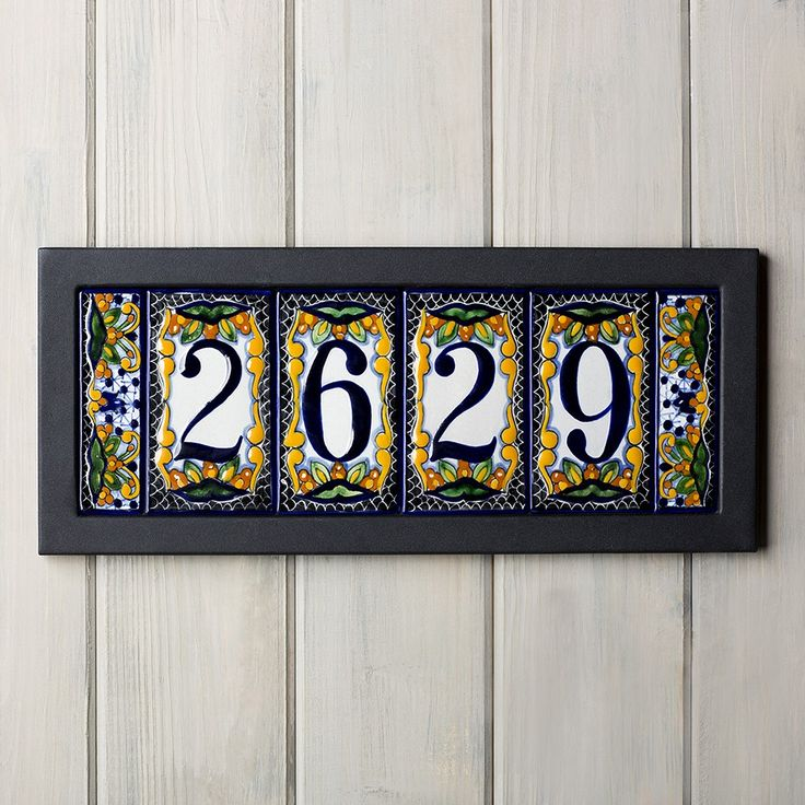 Best 20+ Contemporary house numbers ideas on Pinterest ...