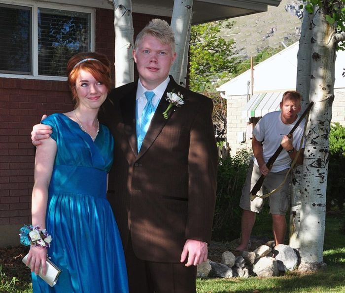Daddy makes prom date fuck his daughter amp watches 7