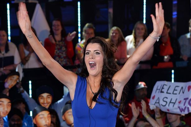 Helen Wood former escort girl won the Big Brother UK 2014