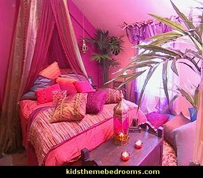 i dream of jeannie theme bedroom design