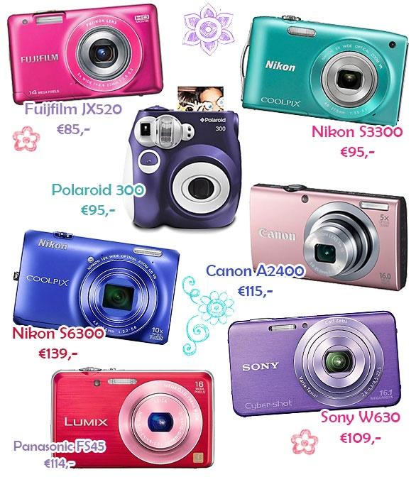 Klik klik: de leukste fotocamera's! - Girlz.nl